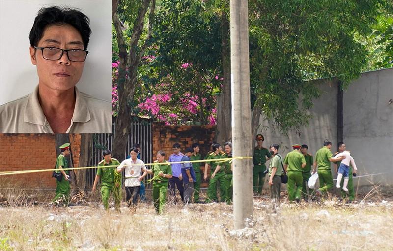 Phá án vụ bé gái 5 tuổi bị sát hại trong 24 giờ - ảnh 1