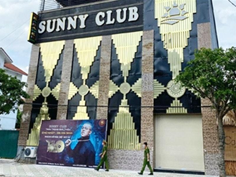 Khởi tố 2 vụ án liên quan karaoke Sunny - ảnh 1