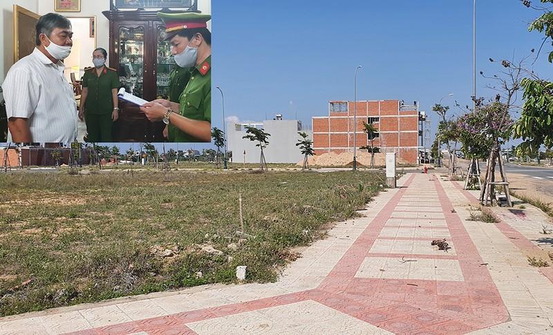 Cựu phó chủ tịch Phú Yên bị bắt vì liên quan đến 262 lô đất - ảnh 1