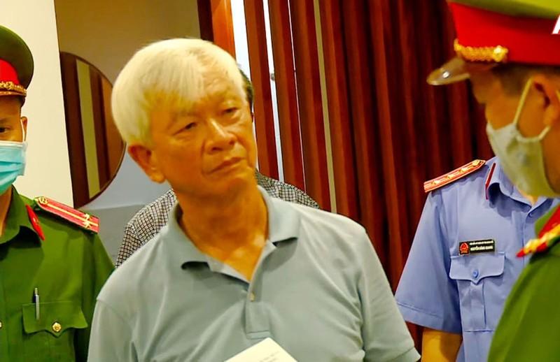 Cựu chủ tịch Khánh Hòa tiếp tục bị khởi tố - ảnh 1