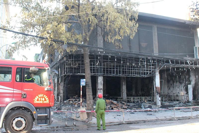Đau lòng 6 người thiệt mạng trong đám cháy lúc rạng sáng - ảnh 1