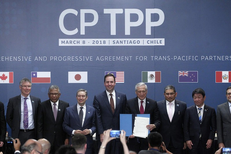 Giới quan sát nói gì về cơ hội tham gia CPTPP của Trung Quốc? - ảnh 1