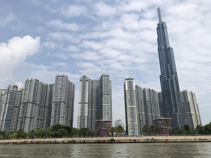 Doanh nghiệp bất động sản lớn đẩy mạnh hoạt động - ảnh 1