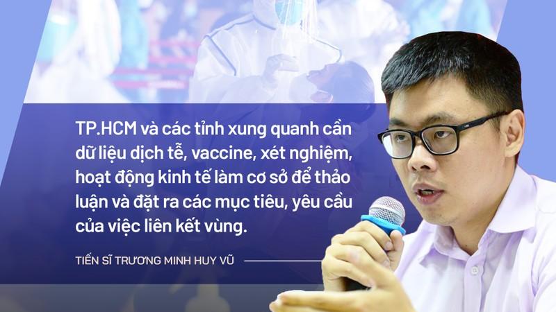 TP.HCM, Đồng Nai, Bình Dương… sẽ cùng mở cửa ra sao? - ảnh 2