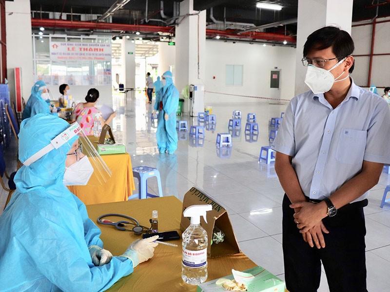 Bộ Tài chính đề nghị Bộ Y tế báo cáo kinh phí chống dịch - ảnh 2