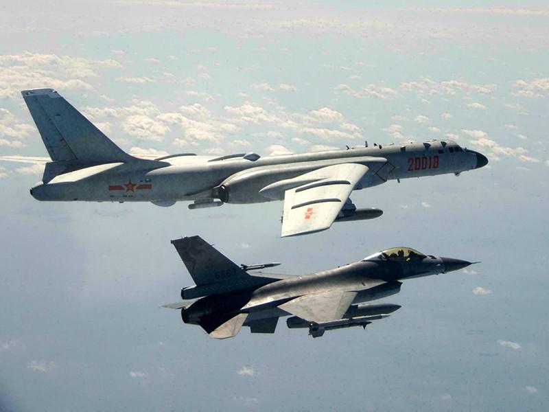 Lý do Trung Quốc cử gần 100 máy bay áp sát Đài Loan - ảnh 1