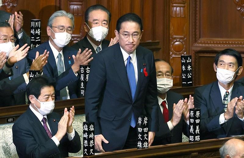 Khả năng nội các mới của Thủ tướng Nhật Kishida sẽ có nhiều người cũ - ảnh 1