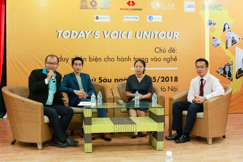 Tìm kiếm, nâng đỡ sinh viên Việt tài năng - ảnh 3