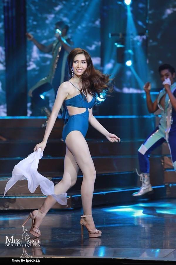 Đỗ Nhật Hà dừng chân top 6 Hoa hậu chuyển giới quốc tế - ảnh 1