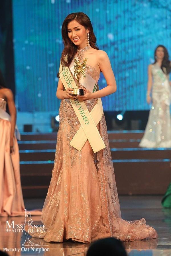 Đỗ Nhật Hà dừng chân top 6 Hoa hậu chuyển giới quốc tế - ảnh 2