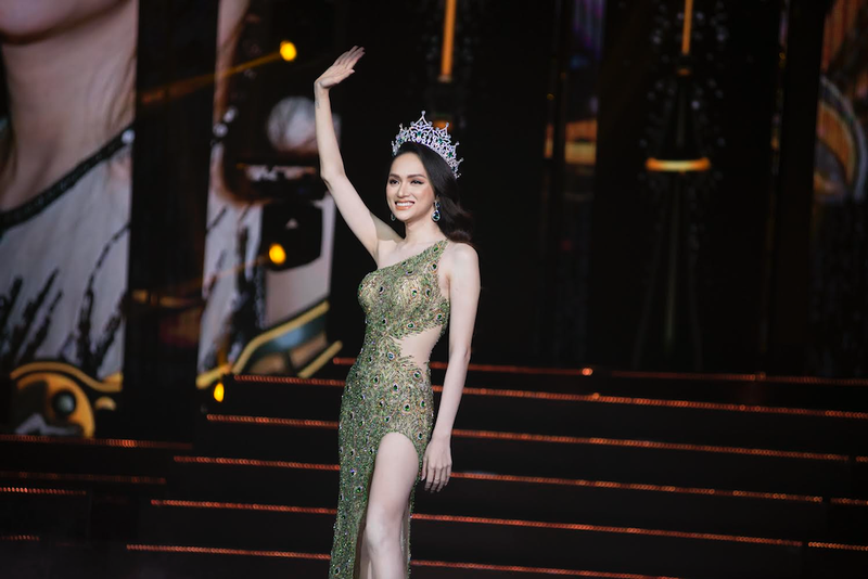Đỗ Nhật Hà dừng chân top 6 Hoa hậu chuyển giới quốc tế - ảnh 4
