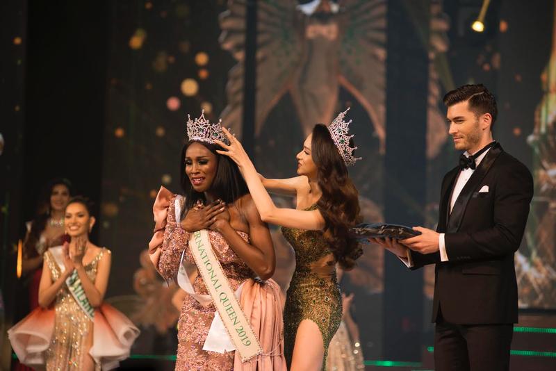 Đỗ Nhật Hà dừng chân top 6 Hoa hậu chuyển giới quốc tế - ảnh 3