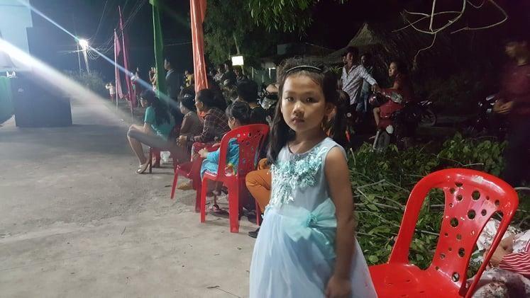 Vui không tưởng ở cuộc thi hoa hậu biên giới Việt-Campuchia - ảnh 10
