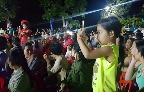 Chung kết hoa hậu biên giới Việt-Campuchia: Đẹp đến khó tin! - ảnh 6