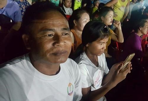Chung kết hoa hậu biên giới Việt-Campuchia: Đẹp đến khó tin! - ảnh 7