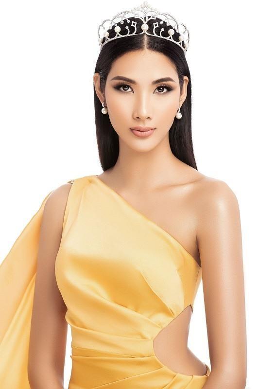 Vòng ba của Hoàng Thùy đã 'đủ chuẩn' chào sân Miss Universe - ảnh 1