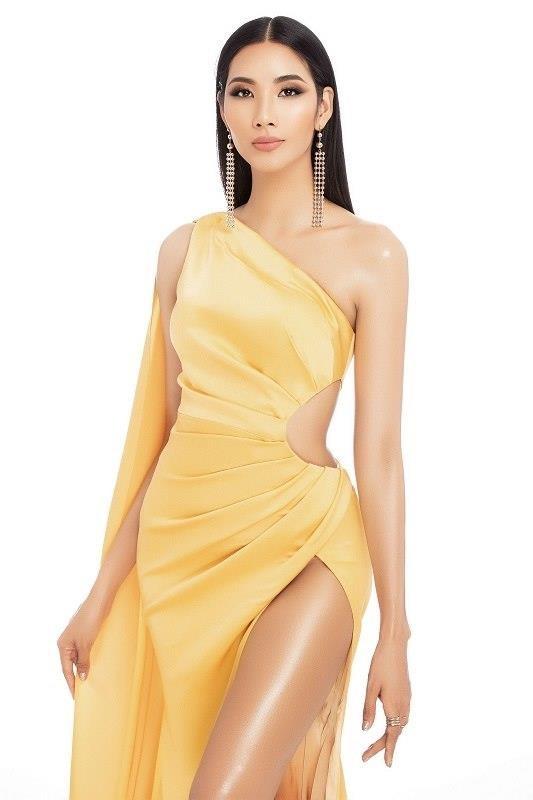 Vòng ba của Hoàng Thùy đã 'đủ chuẩn' chào sân Miss Universe - ảnh 3