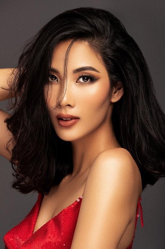 Vòng ba của Hoàng Thùy đã 'đủ chuẩn' chào sân Miss Universe - ảnh 4