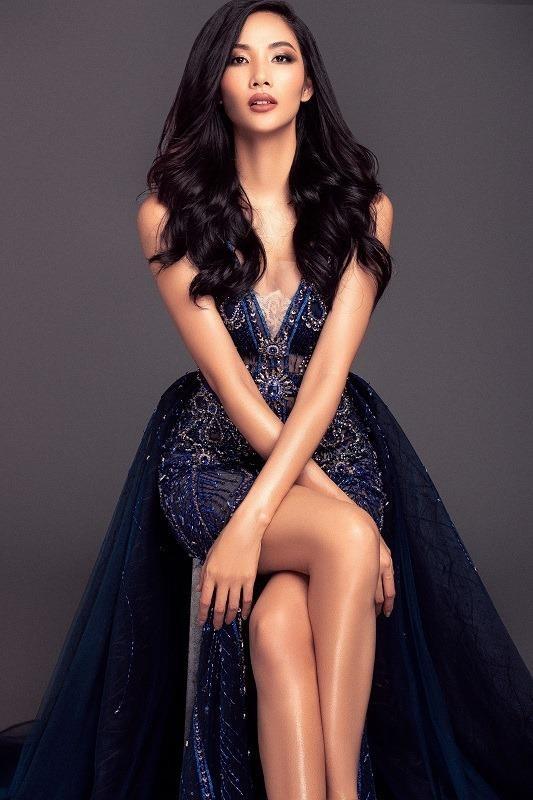 Vòng ba của Hoàng Thùy đã 'đủ chuẩn' chào sân Miss Universe - ảnh 5