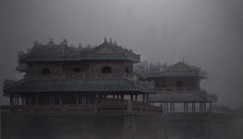 Ngắm Huế mù sương, thực mà vô thực - ảnh 2