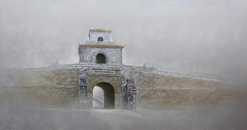 Ngắm Huế mù sương, thực mà vô thực - ảnh 5