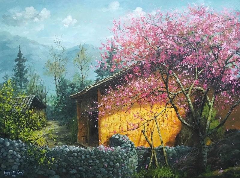 Có những mùa hoa vùng cao đẹp như một giấc mộng - ảnh 4