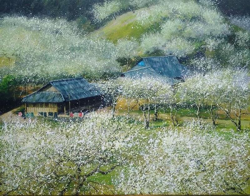 Có những mùa hoa vùng cao đẹp như một giấc mộng - ảnh 2