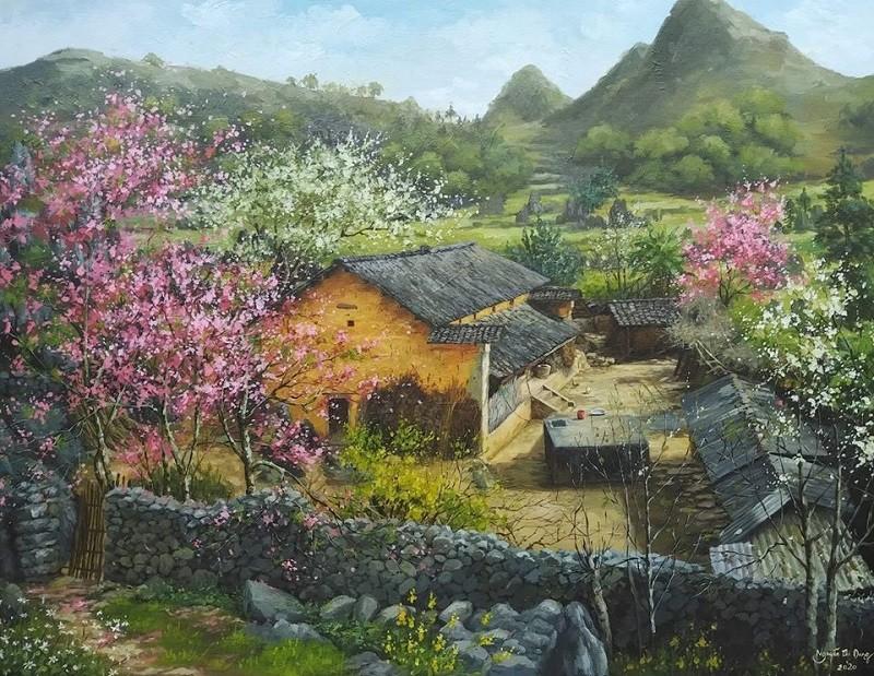Có những mùa hoa vùng cao đẹp như một giấc mộng - ảnh 5