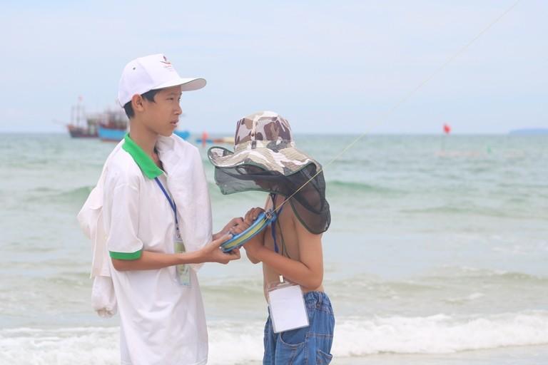 Ảnh: Độc đáo 'động vật biển' bay lên trời - ảnh 10