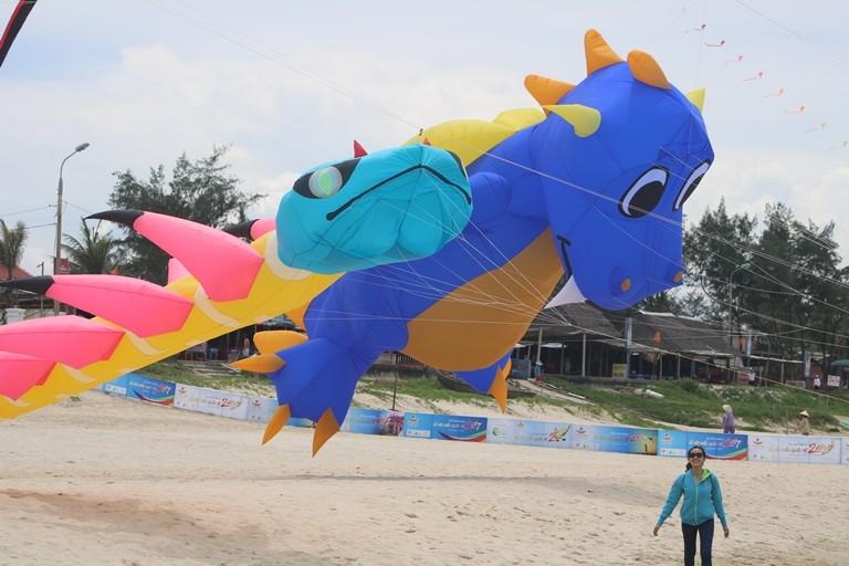 Ảnh: Độc đáo 'động vật biển' bay lên trời - ảnh 12