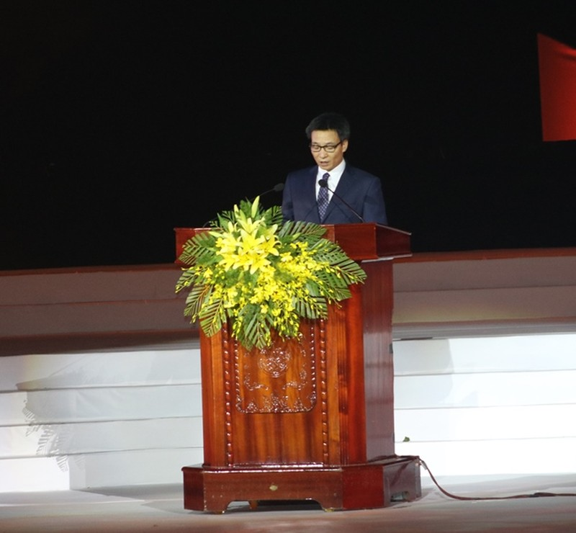 Khai mạc Festival Quảng Nam - ảnh 1
