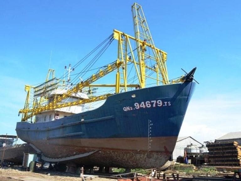 Vụ tàu vỏ thép: thắng kiện 2,8 tỉ, ngư dân vẫn phải chờ - ảnh 1