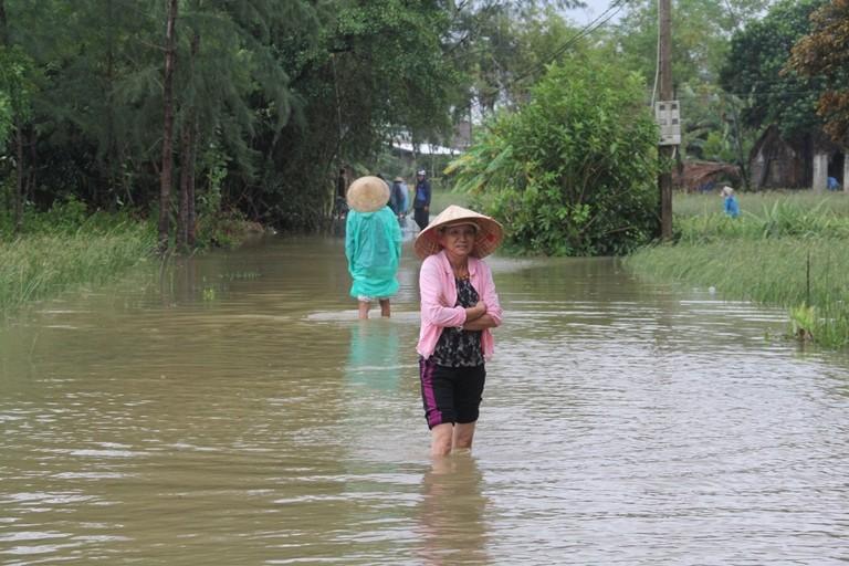 84 nhà hư hỏng, nhiều người bị thương do mưa bão - ảnh 7