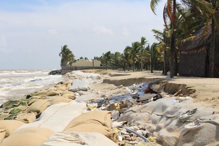 84 nhà hư hỏng, nhiều người bị thương do mưa bão - ảnh 3