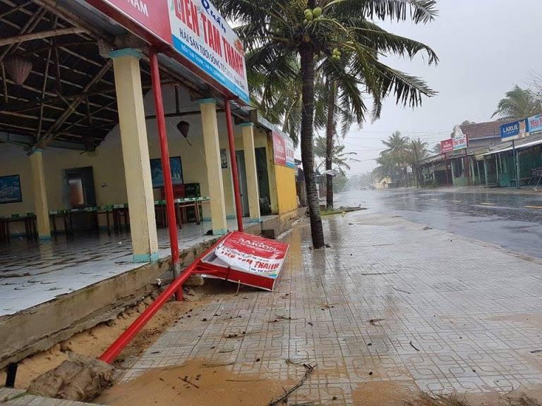 84 nhà hư hỏng, nhiều người bị thương do mưa bão - ảnh 5