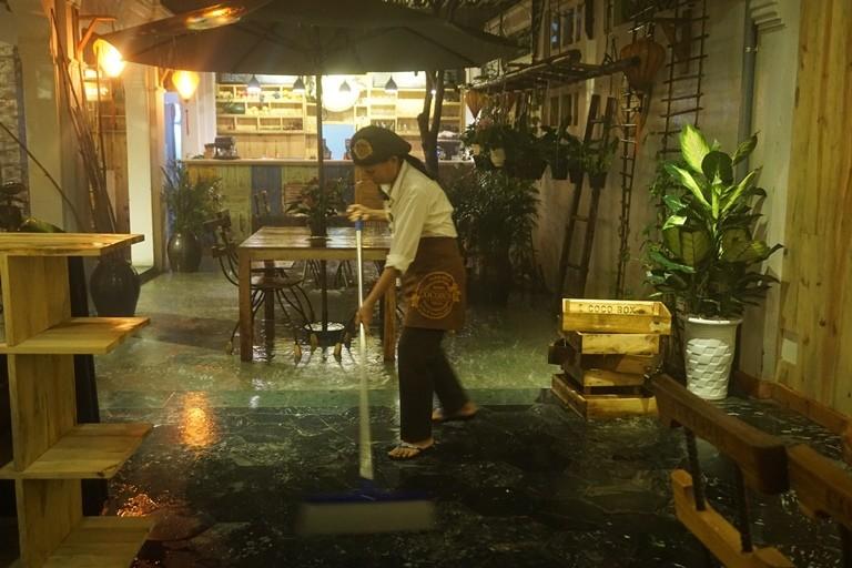 Quảng Nam ngập nặng sau bão số 12 - ảnh 2