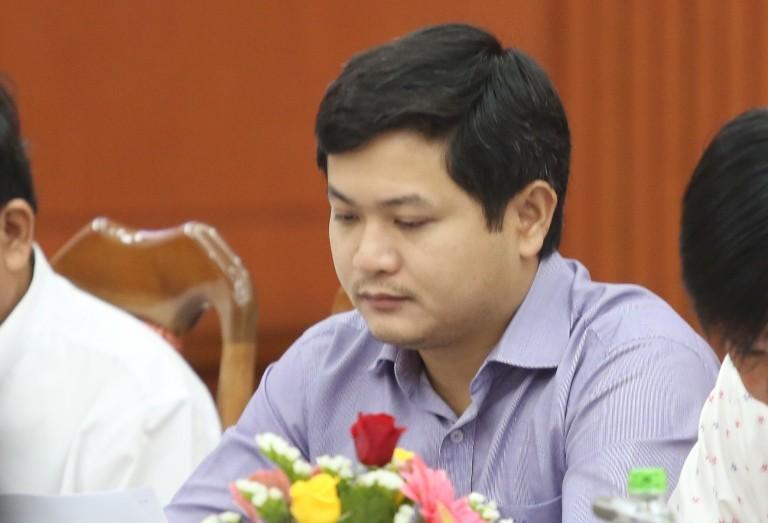 Ông Lê Phước Hoài Bảo xin nghỉ phép   - ảnh 1