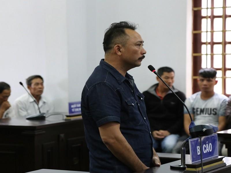 Giám đốc nhập viện trên đường hầu tòa bị tuyên 8 năm tù - ảnh 2
