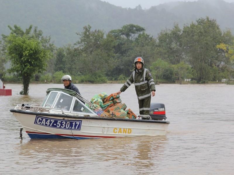 Đắk Lắk: Mưa lớn kéo dài, hơn 300 ngôi nhà ngập nước - ảnh 5