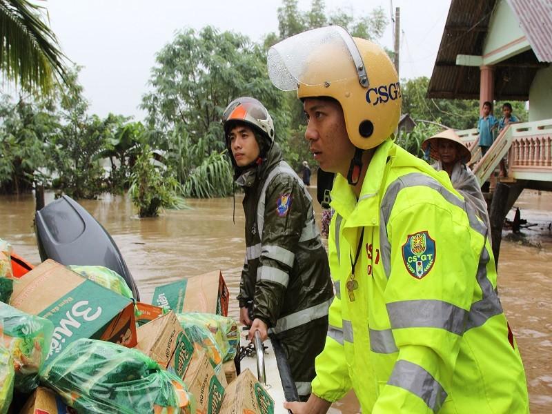 Đắk Lắk: Mưa lớn kéo dài, hơn 300 ngôi nhà ngập nước - ảnh 6