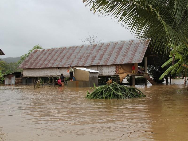 Đắk Lắk: Mưa lớn kéo dài, hơn 300 ngôi nhà ngập nước - ảnh 1