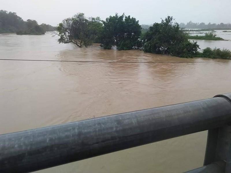 Đắk Lắk: Mưa lớn kéo dài, hơn 300 ngôi nhà ngập nước - ảnh 3