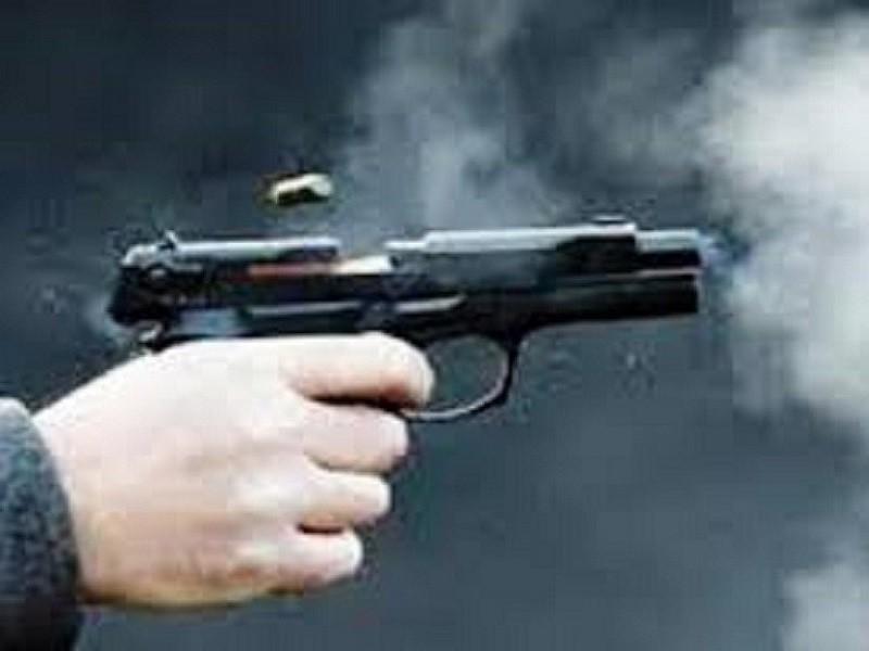 1 thanh niên bị bắn tại nhà - ảnh 1