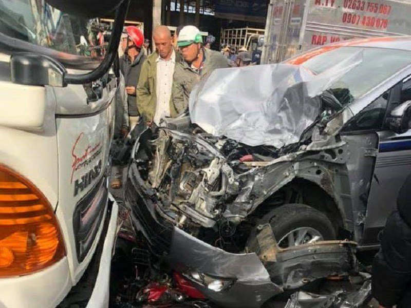 Một trung tá quân đội liên quan vụ tai nạn gây chết người - ảnh 1