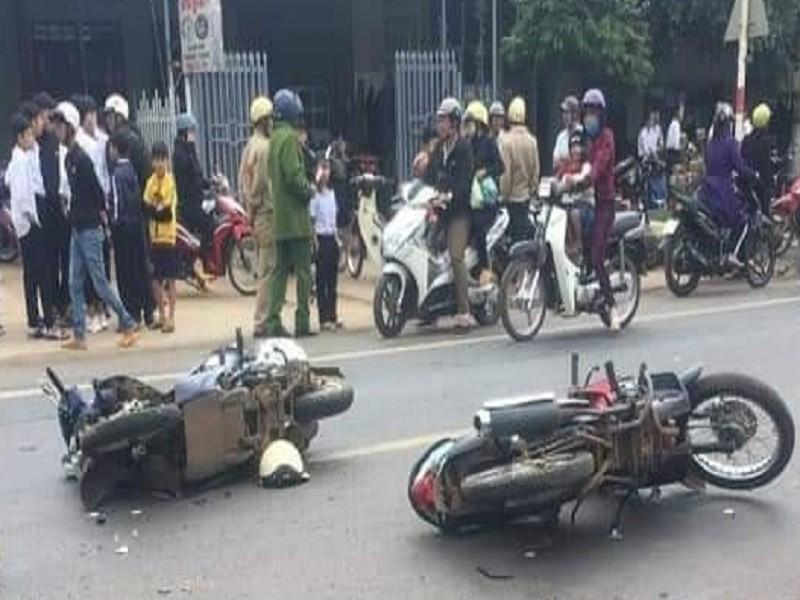 Việt kiều 90 tuổi lái xe tử nạn sau va chạm xe máy - ảnh 1