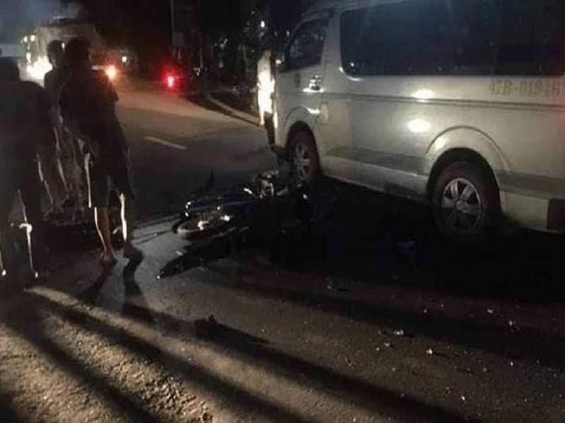 1 sĩ quan quân đội tử vong sau tai nạn - ảnh 1