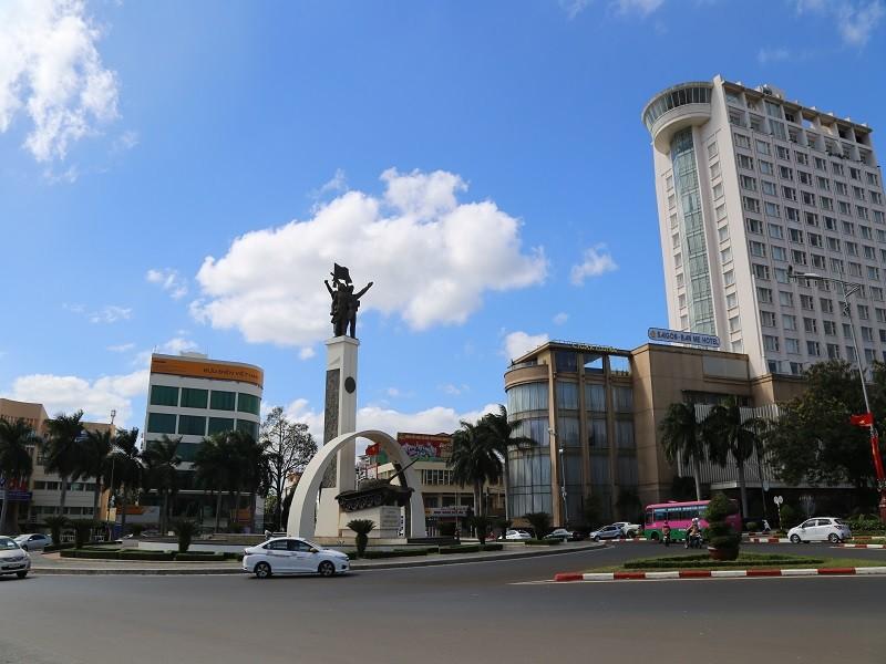 Xây dựng Buôn Ma Thuột thành đô thị trung tâm vùng Tây Nguyên - ảnh 1