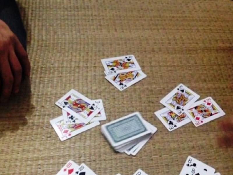 Bắt 1 cán bộ Thanh tra Đắk Lắk tham gia đánh bạc - ảnh 1