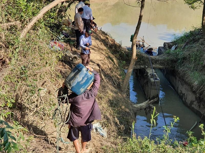 Đập, hồ trơ đáy, nứt toác ở Đắk Lắk, Gia Lai - ảnh 8