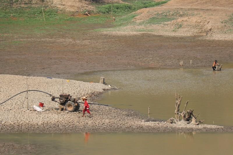 Đập, hồ trơ đáy, nứt toác ở Đắk Lắk, Gia Lai - ảnh 3